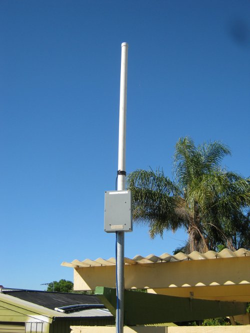 Flower Pot Antenna And Wifi Sleeve Dipoles Rowetel