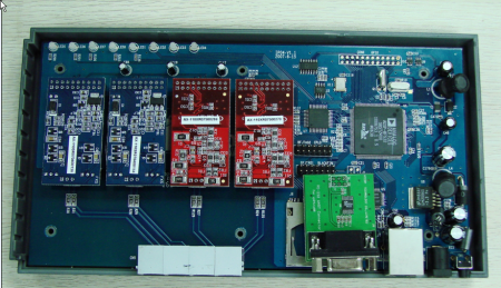 RS232 daughter board A