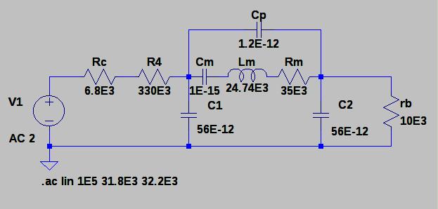 Making My 32khz Crystal Oscillator Actually Oscillate Rowetel